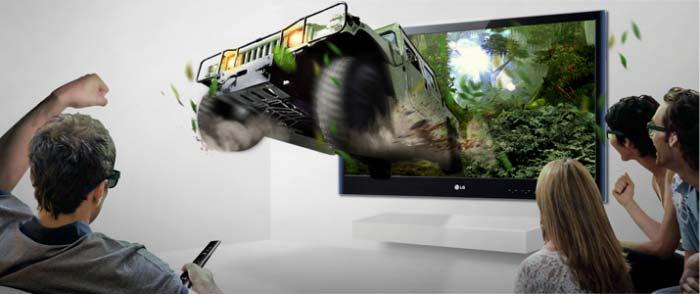CES 2013: популярность 3D растет несмотря на нехватку контента