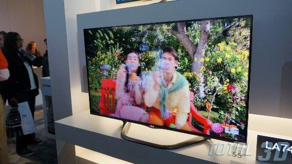 CES 2013: семейство Ultra HD-ТВ от LG с поддержкой 3D