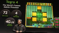 CES 2013: мобильный процессор Tegra 4 от NVIDIA