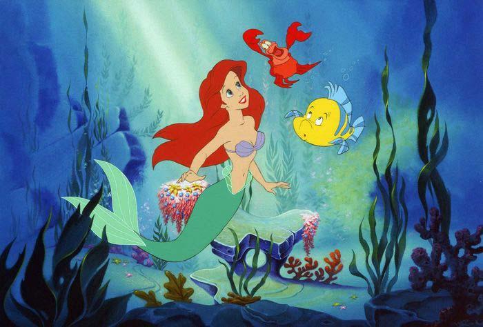 Русалочка 3D (The Little Mermaid 3D) от киностудии Disney