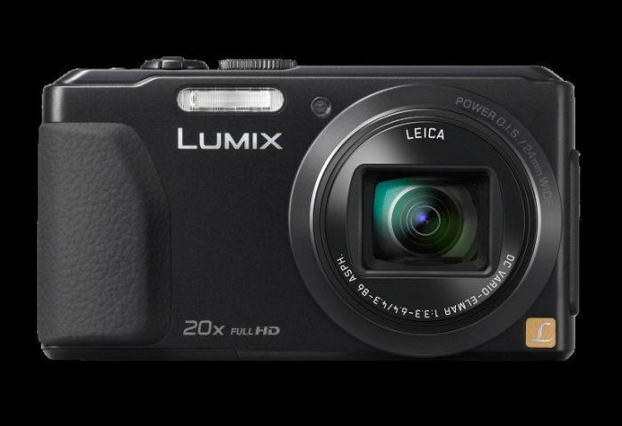 CES 2013: цифровая компактная 3D-камера Panasonic LUMIX DMC-TZ40 с широкоугольным объективом LEICA DC VARIO-ELMAR