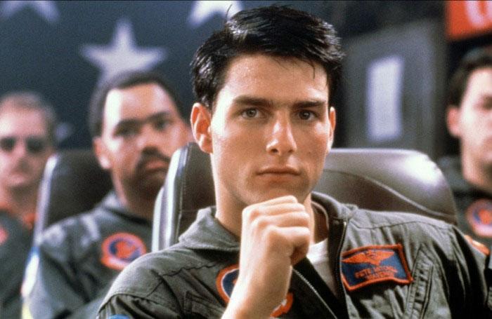 Blu-ray 3D-диски «Лучший стрелок 3D» (Top Gun) с Томом Крузом (Tom Cruise)