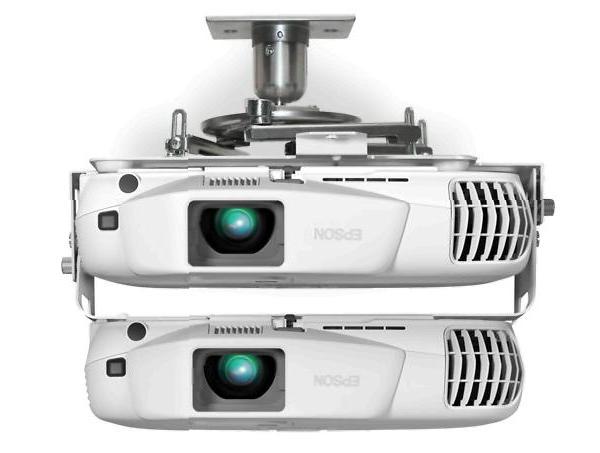Новые активные и пассивные 3D-проекторы Epson PowerLite W16 и W16SK