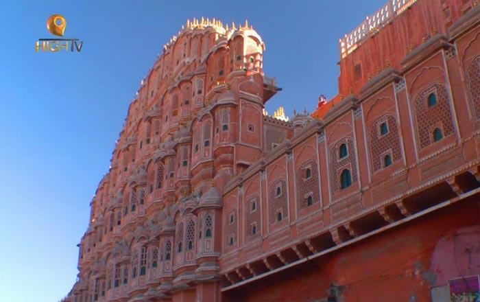 Destinations3D: Индийский город Джайпур на YouTube стерео 3D