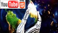 Трёхмерные ролики «Best of 3D» на YouTube стерео 3D