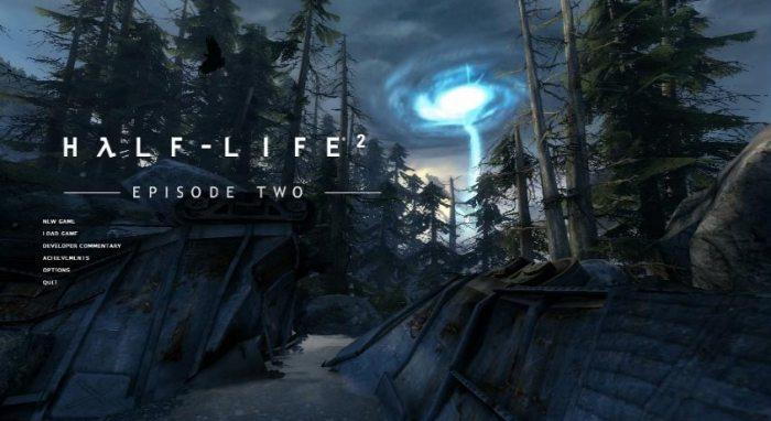 YouTube стерео 3D-скриншоты к шутеру Half-Life 2: Episode Two