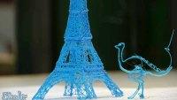Рисуем в 3D! Ручка – 3D-принтер на сайте Kickstarter