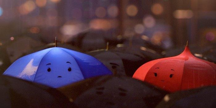 3D-мульт «Синий зонтик» (The Blue Umbrella) покажут вместе с «Университетом Монстров 3D» (Monsters University 3D)