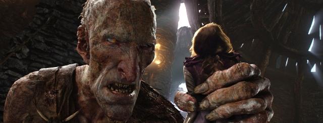 3D-драма «Джек – покоритель великанов»