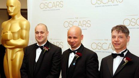 3D-лента «Хоббит» была удостоена «Технического Оскара»