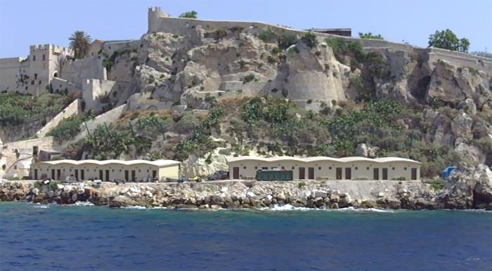Острова Тремити (итал. Isole Tremiti): Жемчужина Адриатики на YouTube 3D