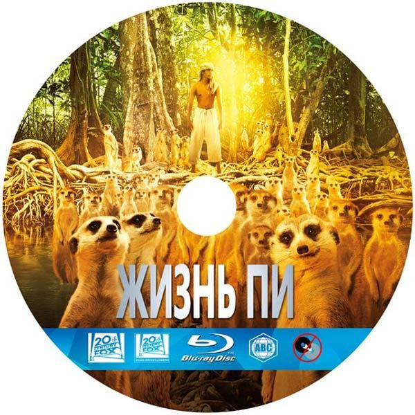 Blu-ray 3D-диски «Жизнь Пи» (Life of Pi) от 20th Century Fox Home Entertainment – уже в марте 2013