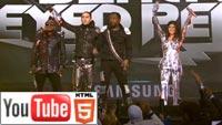 YouTube стерео 3D: ещё больше живой музыки