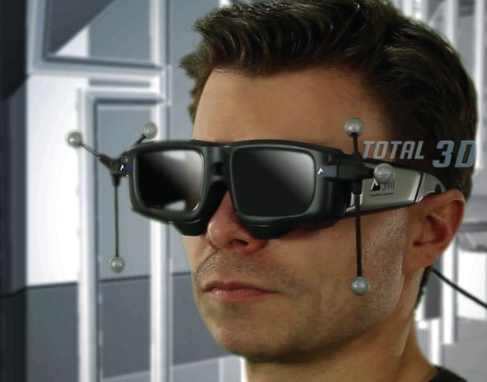 Очки SMI 3D Eye Tracking