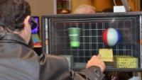 Microsoft 3D Haptic Touch: сенсорный 3D-экран с тактильной навигацией