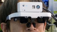 Очки-дисплеи дополненной (AR) реальности: новинки-2013