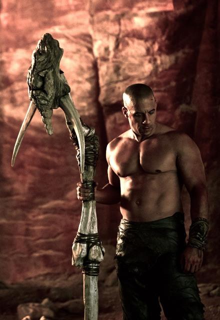 3D-боевик «Риддик»