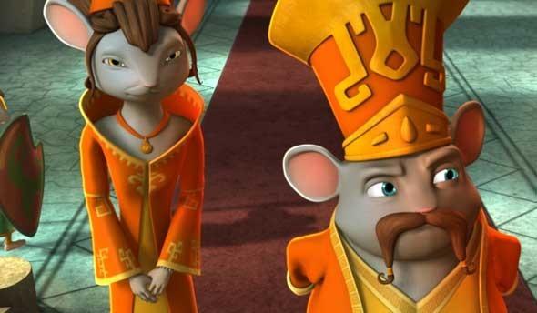 3D-мульт «Приключения мышонка»