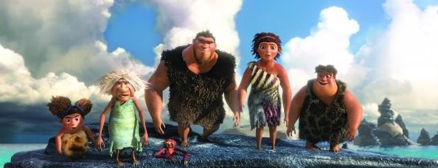 3D-картина «Семейка Крудс»