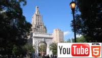 3D Live Music: фортепиано на YouTube 3D