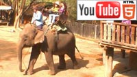 Таиланд на YouTube 3D: трёхмерная прогулка по Чианг-Май