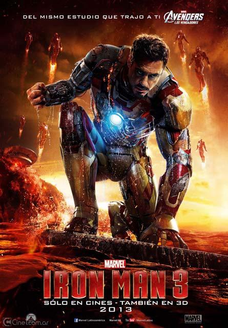 «Железный человек 3» (Iron Man 3): подборка материалов на YouTube 3D