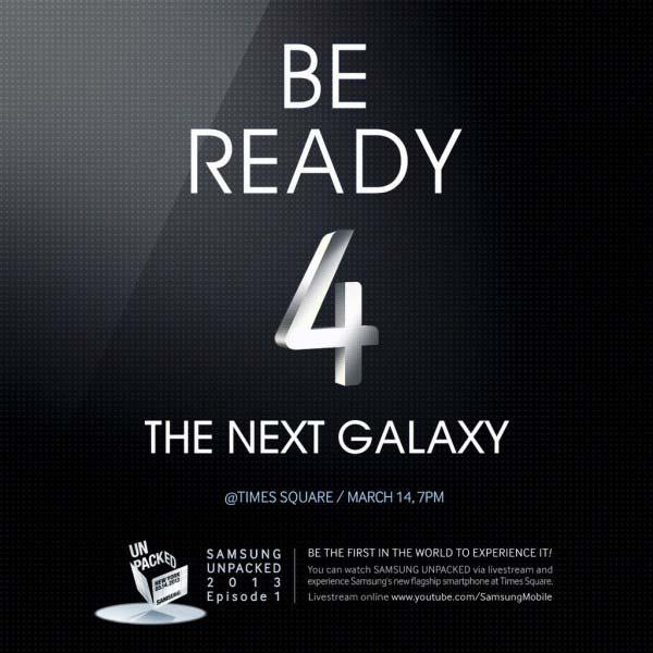 Шпионское фото Samsung Galaxy S4: смартфон будет поддерживать 3D?