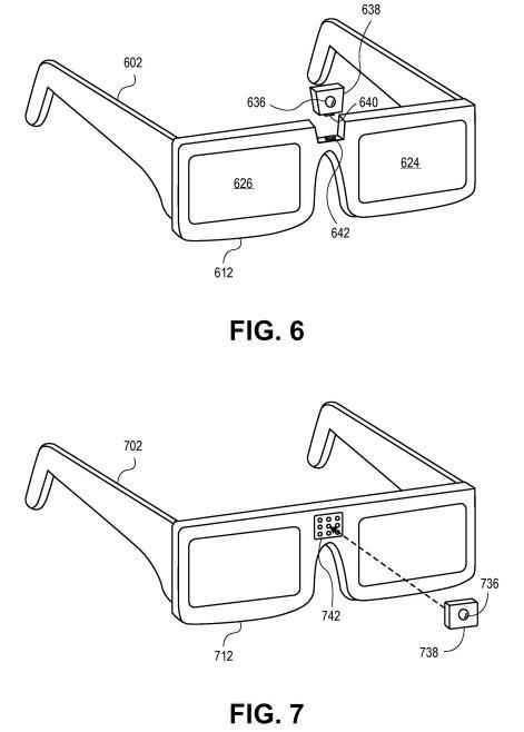 Sony оформила патент на универсальные 3D-очки