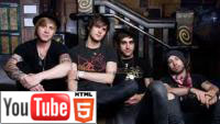 Boys Like Girls «Heart Heart Heartbreak»: живое выступление на YouTube 3D