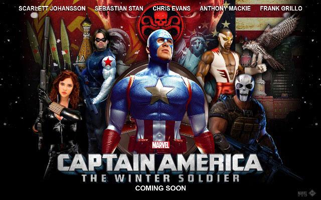 3D-фильм «Первый мститель: Другая война»