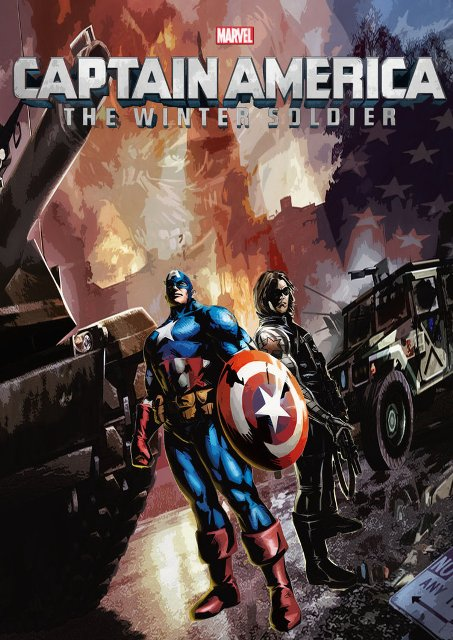 Премьера 3D-фильма «Первый мститель: Другая война» в России назначена на 4 апреля 2014 года