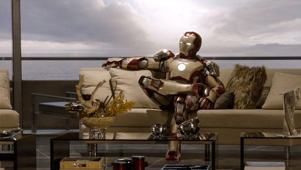 3D-фильм «Железный человек 3»