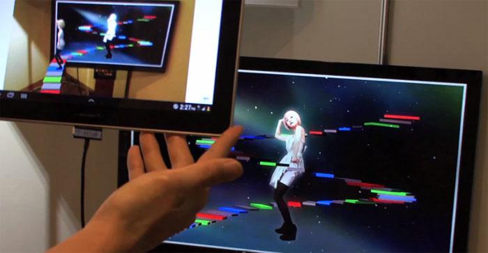 Visual SyncAR от NTT : дополненная реальность на экране вашего ТВ