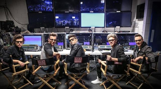 Фото к 3D-фильму «One Direction: This Is Us»