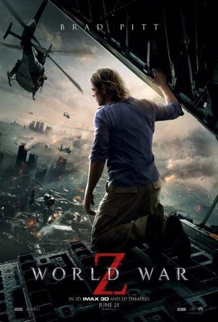 Постер к 3D-ленте «Война миров Z»