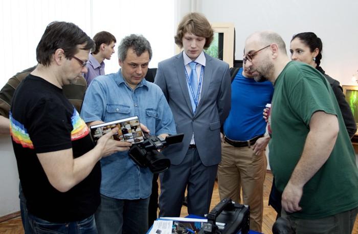 V международная научно-техническая конференция «Запись и воспроизведение объемных изображений в кинематографе и других отраслях»