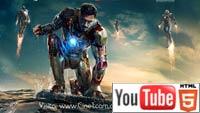 3D-триллер «Железный человек 3»: три новых YouTube 3D-трейлера