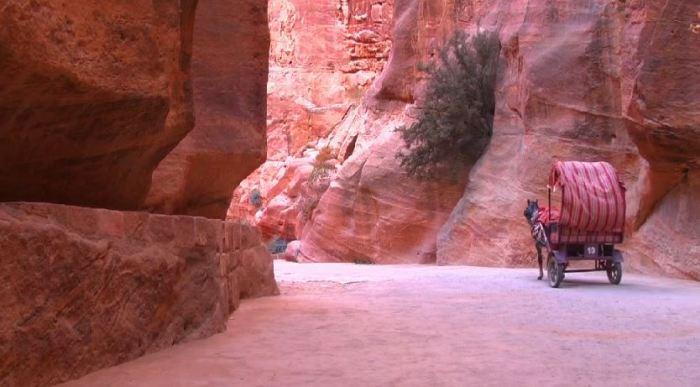 YouTube 3D: трёхмерная экскурсия по Иордании