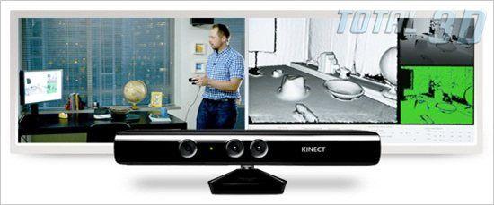 Kinect Fusion в Windows SDK 1.7