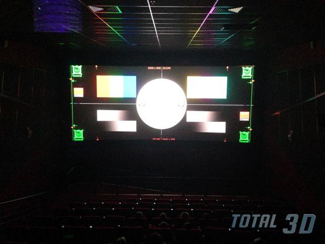 Скоро: более 60 кинозалов «Мираж Синема» с RealD 3D