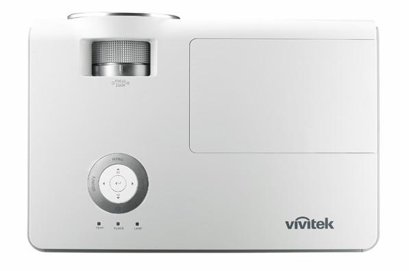 3D-проектор Vivitek D858WTPB от DIGIS с технологией PointBlank