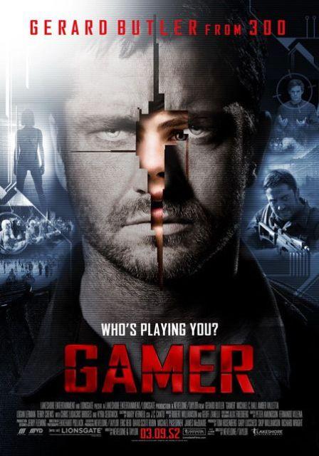 Постер к боевику «Геймер»