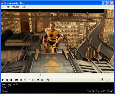 3D-проигрыватель Stereoscopic Player: новая версия 2.0.6 уже доступна