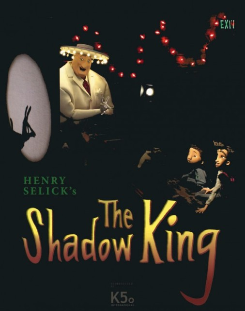 3D-мульт «The Shadow King»