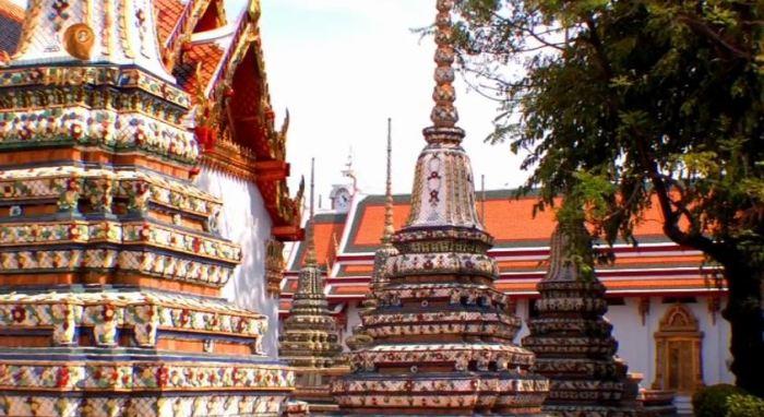 Бангкок на YouTube 3D: столица Таиланда в полном объёме