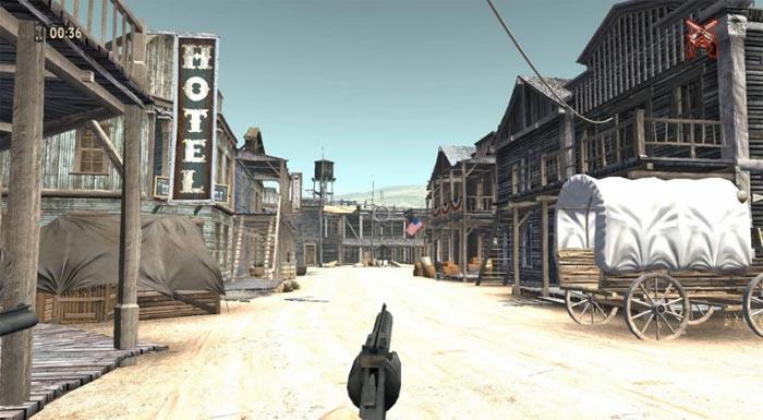 «Call of Juarez: Узы крови»: подборка трёхмерных скриншотов на YouTube 3D