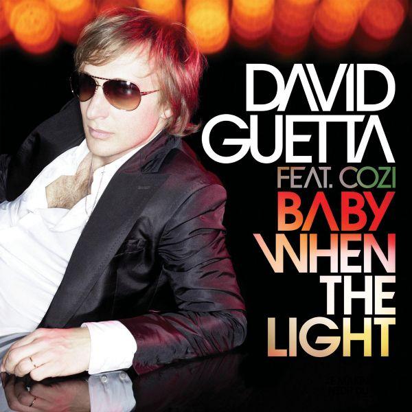 Трёхмерный клип David Guetta «Baby When The Light» на YouTube 3D