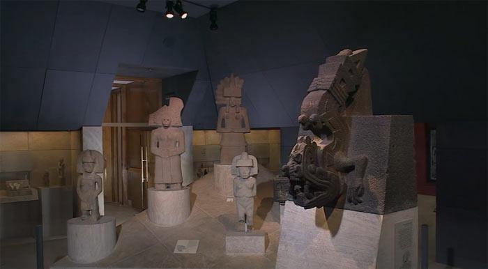 Британский музей на YouTube стерео 3D