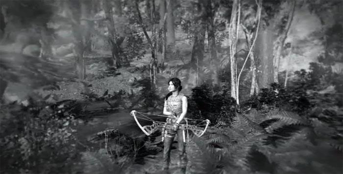 Tomb Raider 2013: YouTube 3D-превью к трёхмерному шутеру
