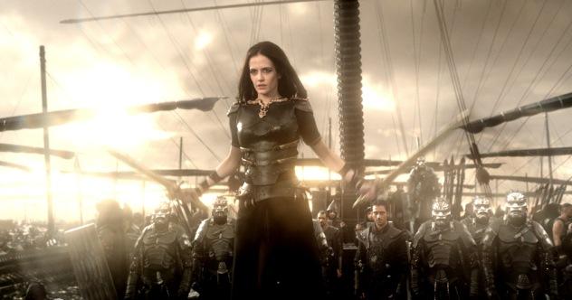3D-фильм «300 спартанцев: Рассвет империи»